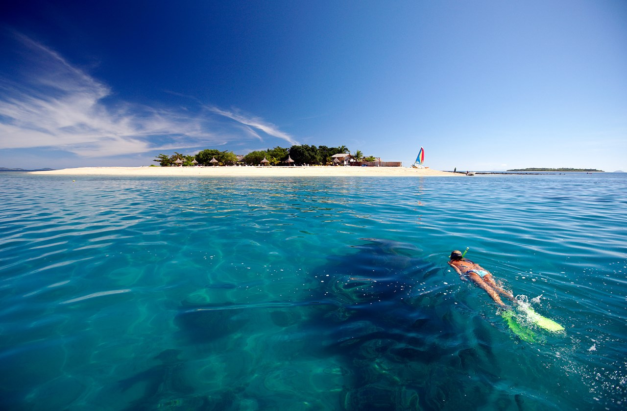 South Sea Island Snorkelling