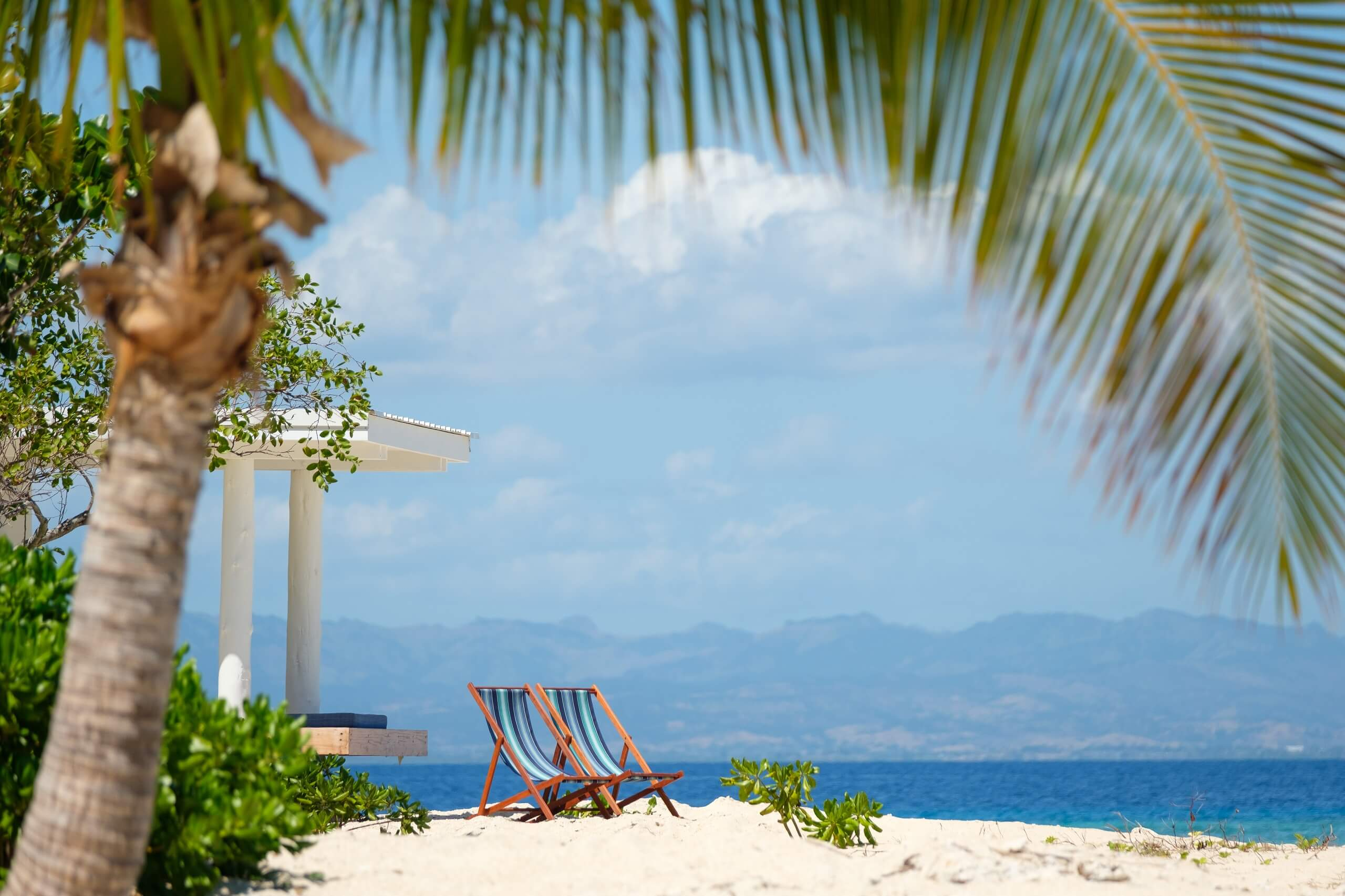 Malamala Beach Club Fiji Island Cabanas Sunshine And Enjoy
