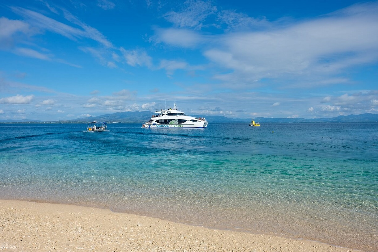 Fiji Island Resort Transfers & Connections | South Sea Cruises