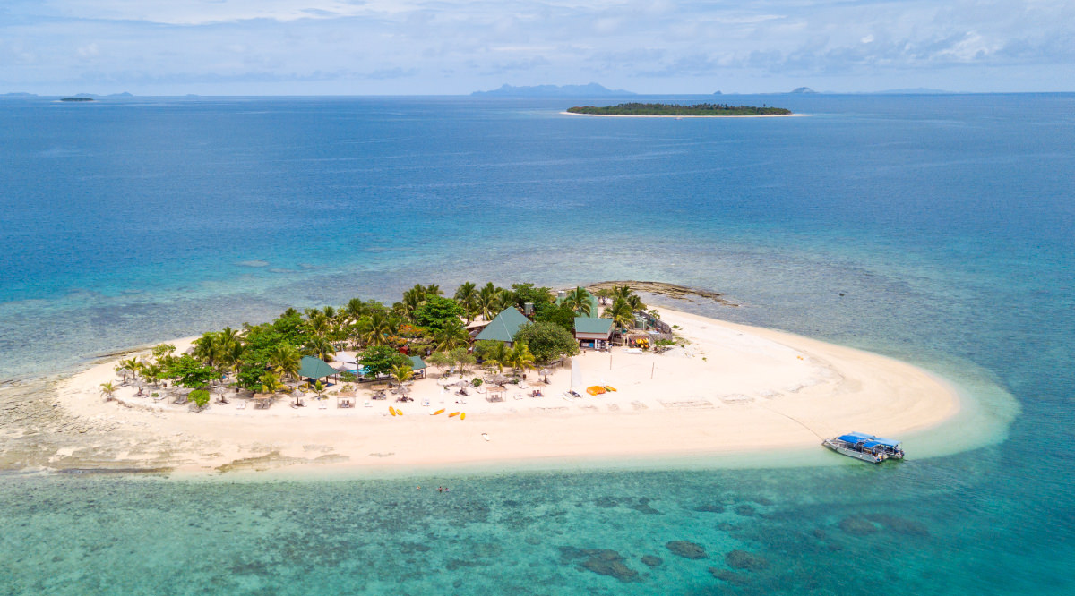 South Sea Island Fiji Day Cruises