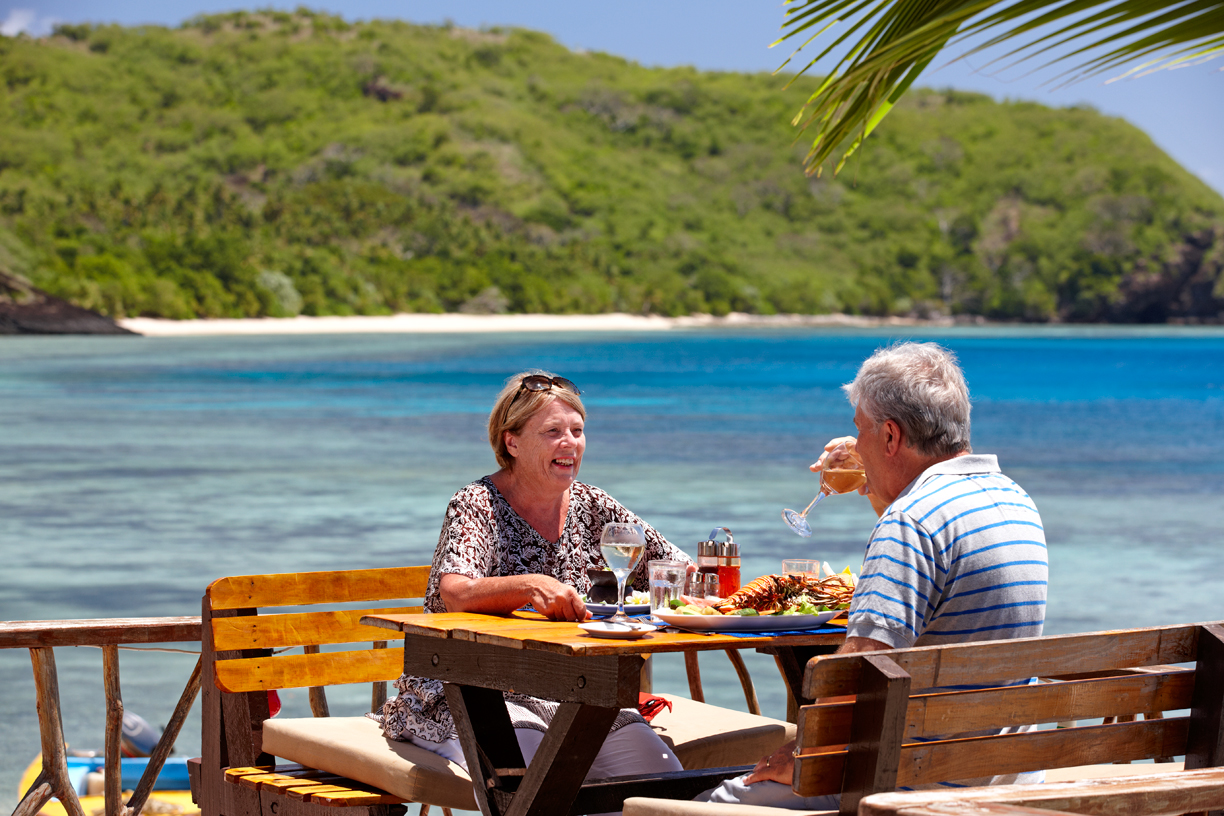 How about a lobster lunch at Botaira?