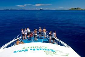 Fiji Explorer Sightseeing Cruise