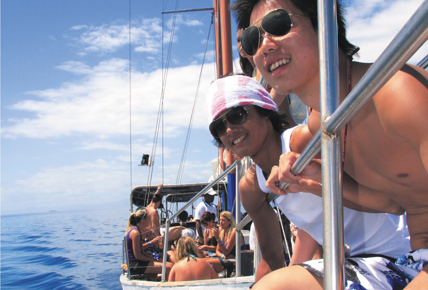 Seaspray Sailing Adventure Fiji