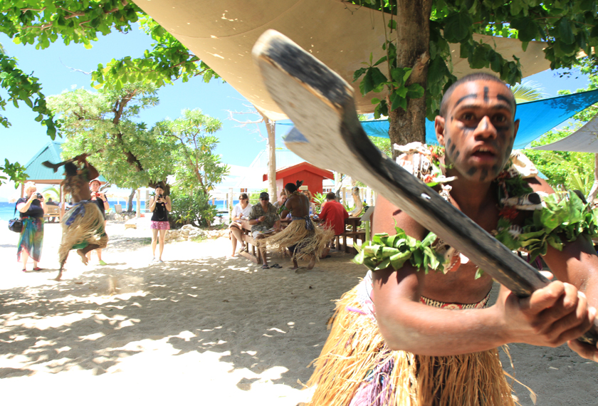 South Sea Island Fiji Day Cruises