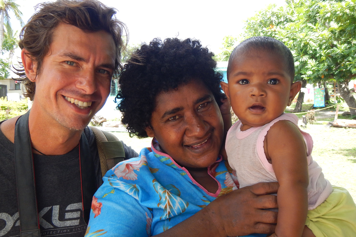 Your help can make a difference to Yasawa Island locals