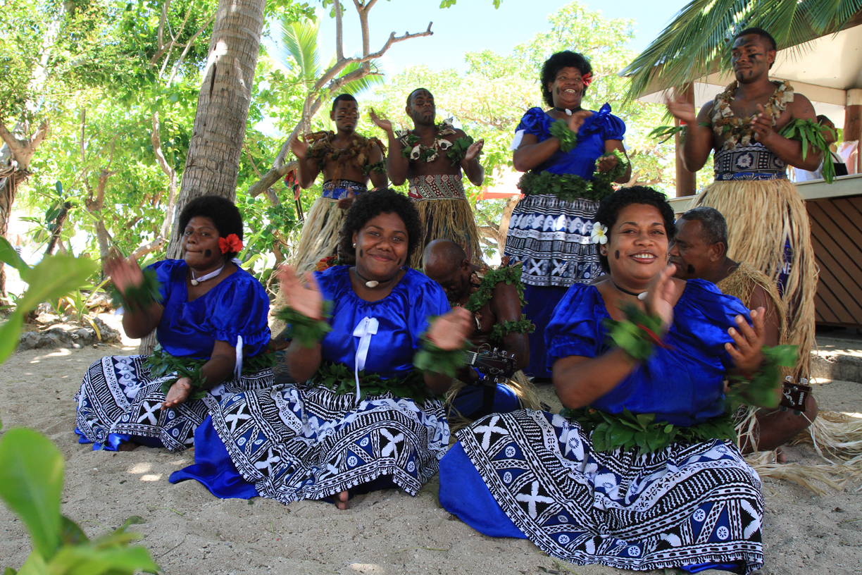 Meet Fijian People and learn their Culture | South Sea Cruises