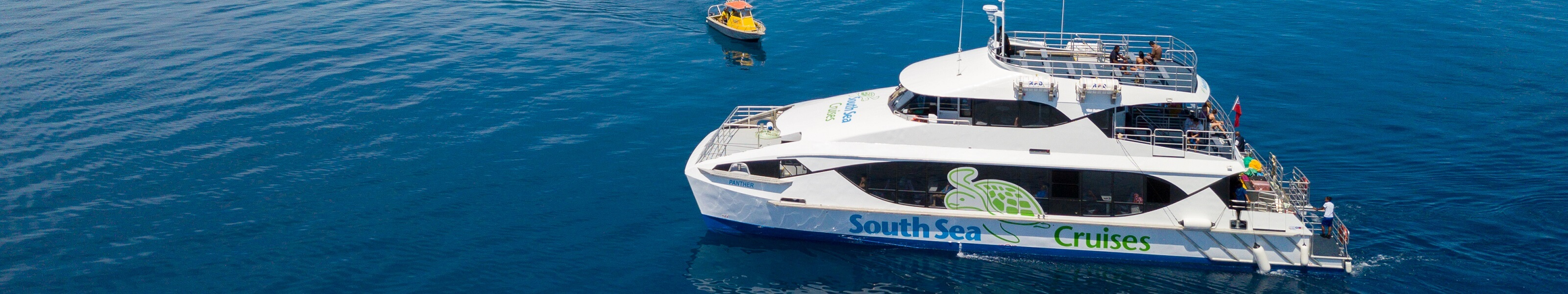 About South Sea Cruises