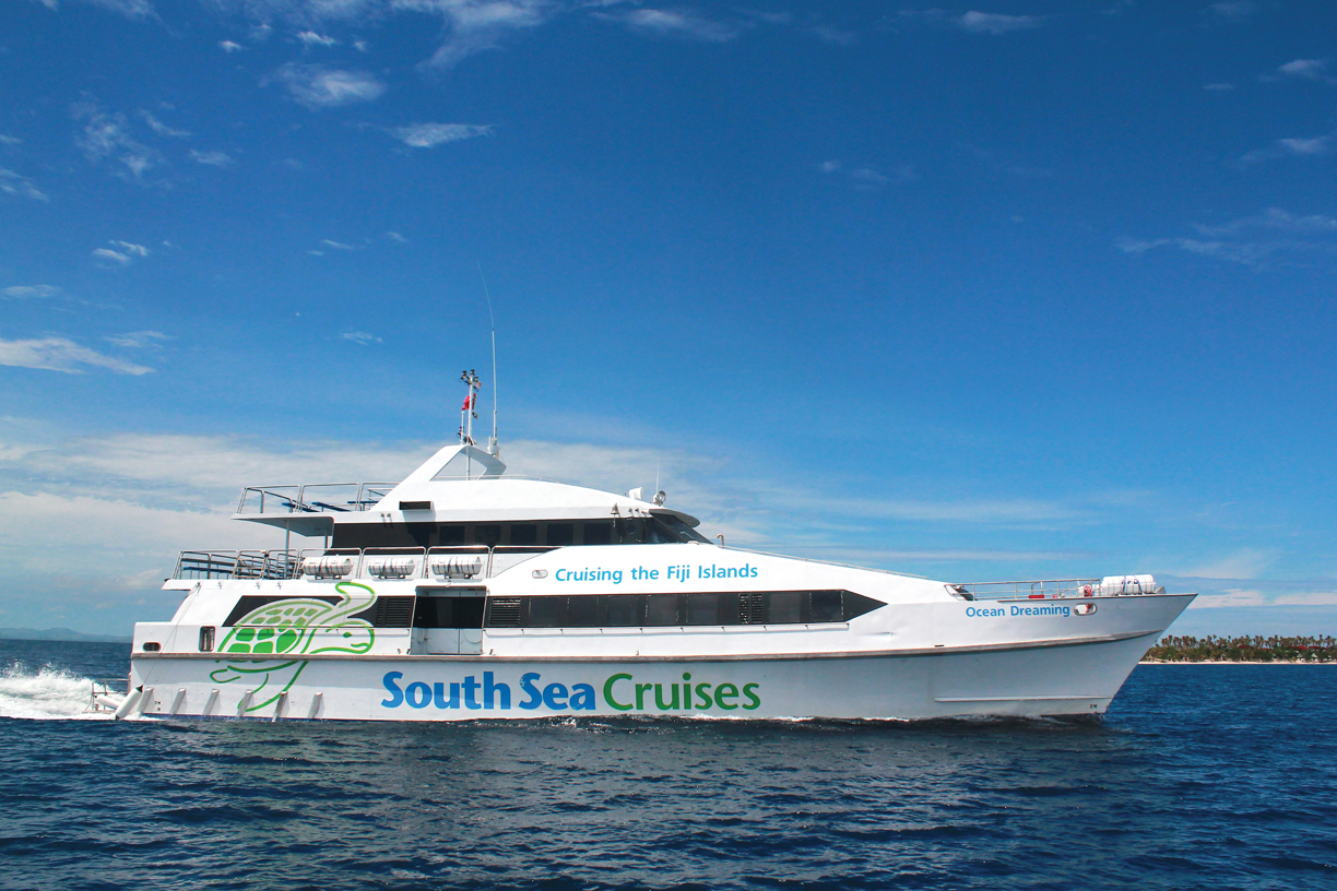 Ocean Dreaming - South Sea Cruises